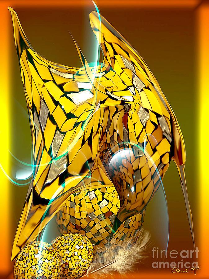 Birds Of A Feather Digital Art