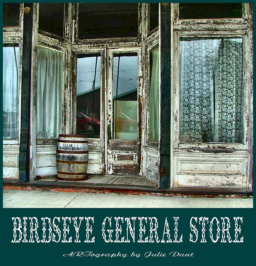 Birdseye General Store Photograph