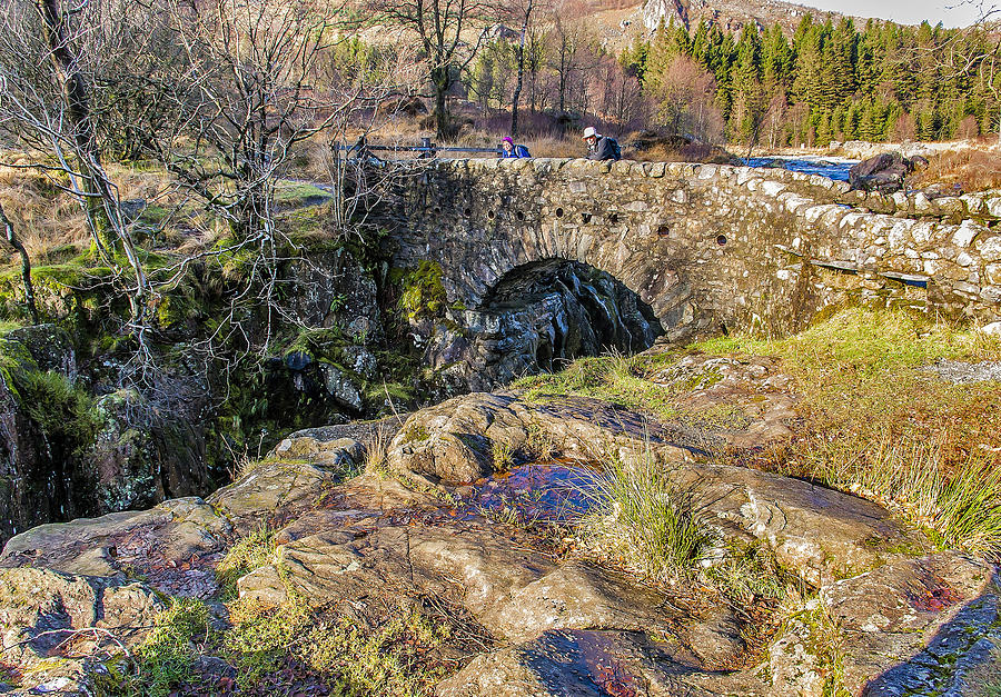 Birks Bridge Lake District Photograph  - Birks Bridge Lake District Fine Art Print