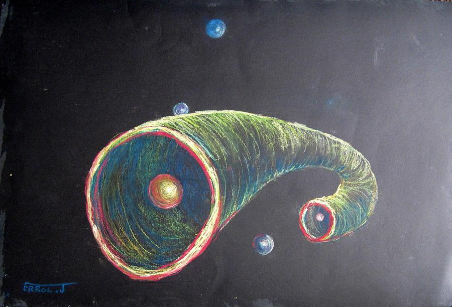 Birth Of Blanets Pastel