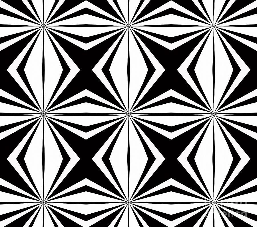 Geometric Design Black And White | Joy Studio Design ...