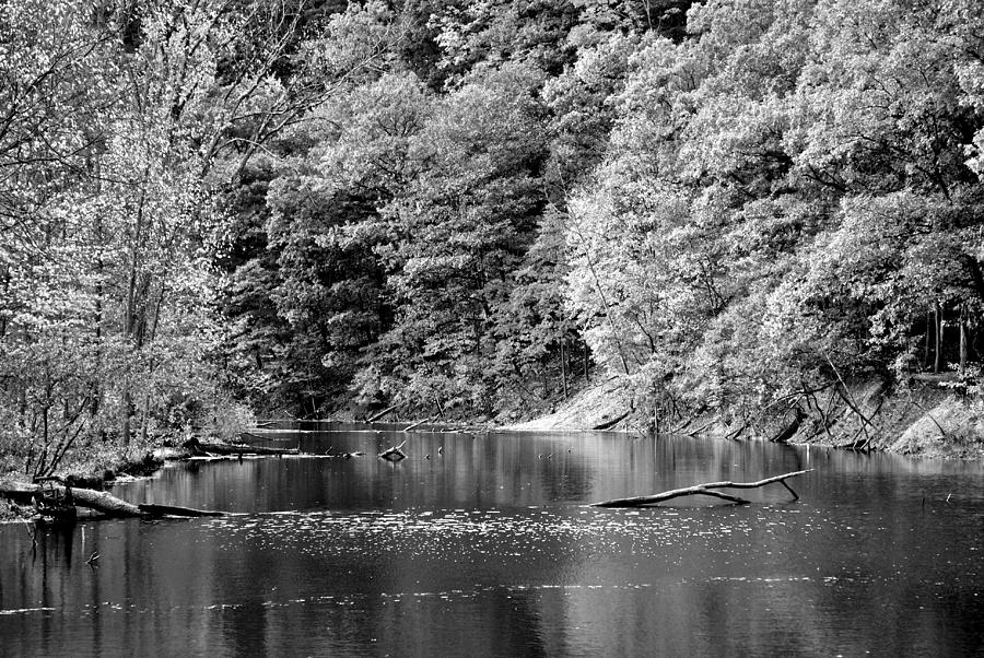 Black And White Landscape Photograph by Frozen in Time ...