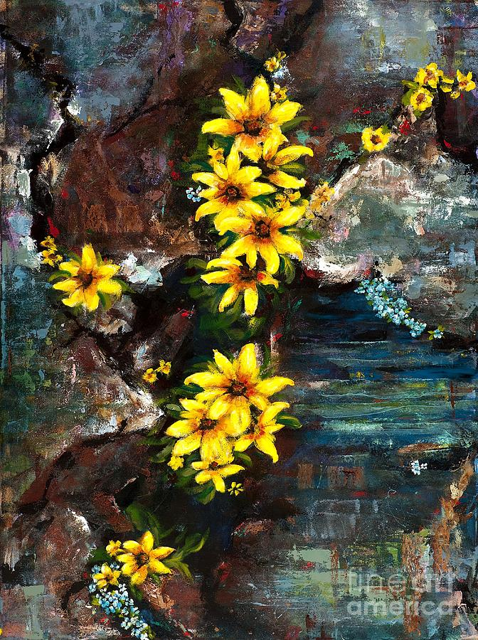 Black-eyed Susans Painting