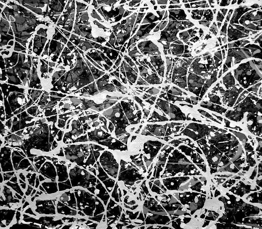 Love Paintings Black And White