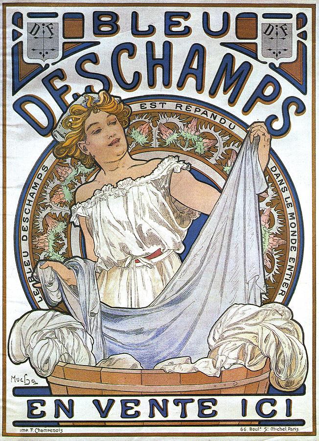 Bleu Deschamps Digital Art