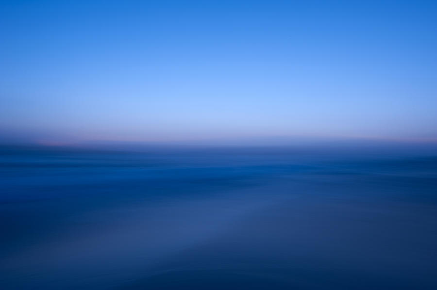 Blue #1 Photograph