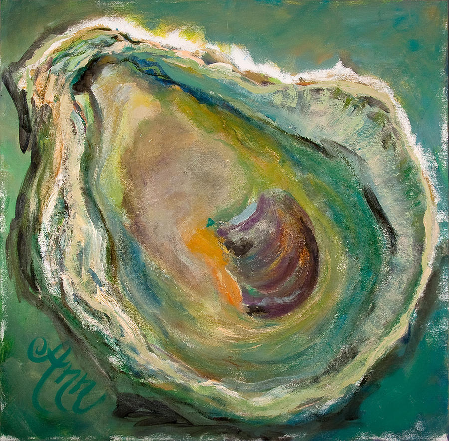 Art Oyster Paintings