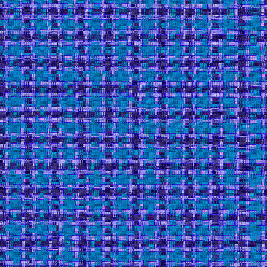 blue and purple plaid pattern textile background photograph by keith webber jr. Black Bedroom Furniture Sets. Home Design Ideas