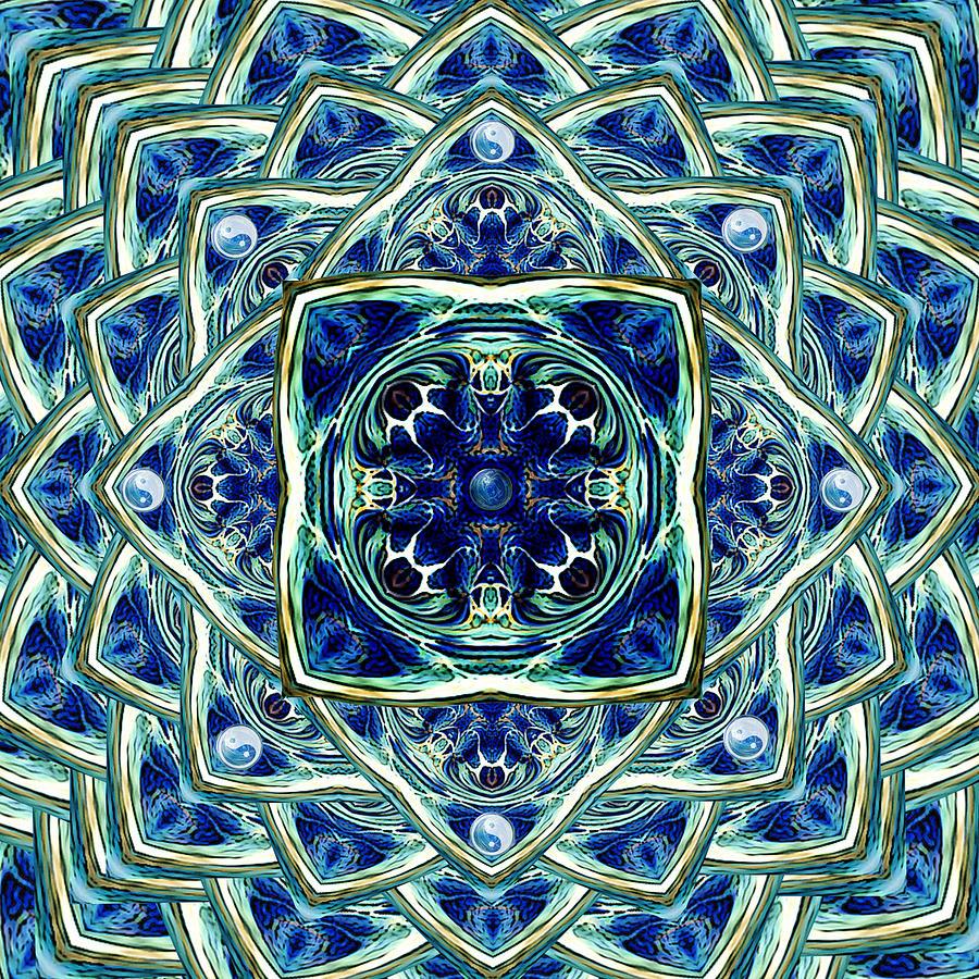 Member Card Design Batik Digital