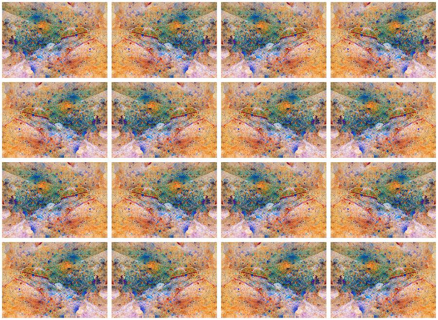 Blue Crab II Digital Art
