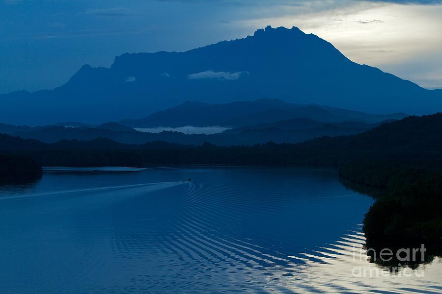 Blue Dawn  Photograph