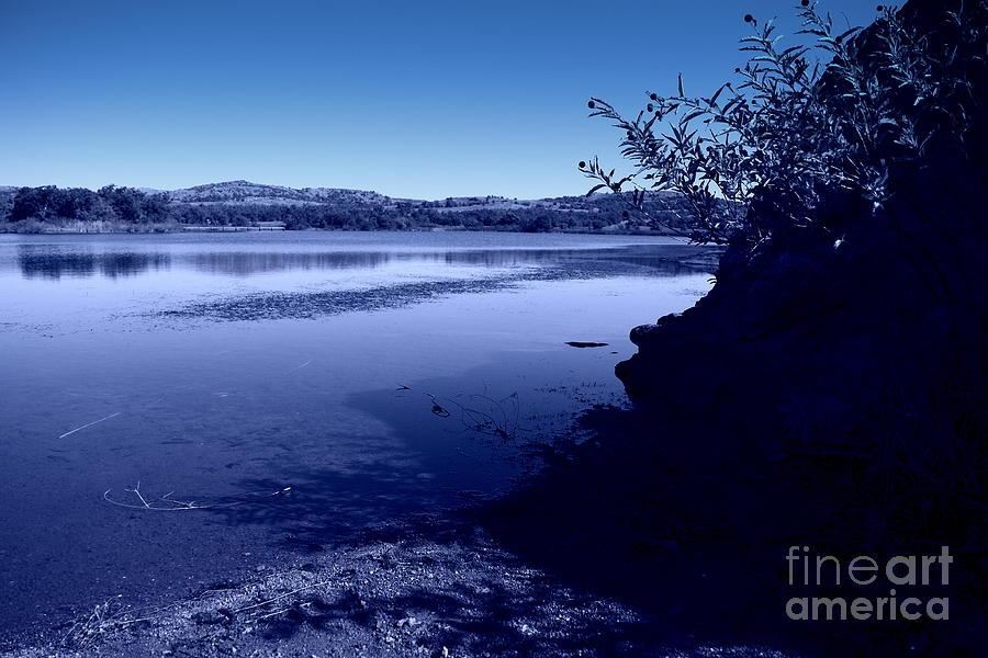 Blue Dusk Photograph