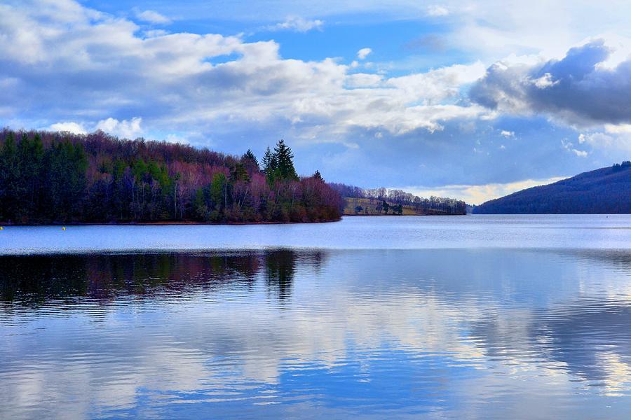 Blue Lake Photograph