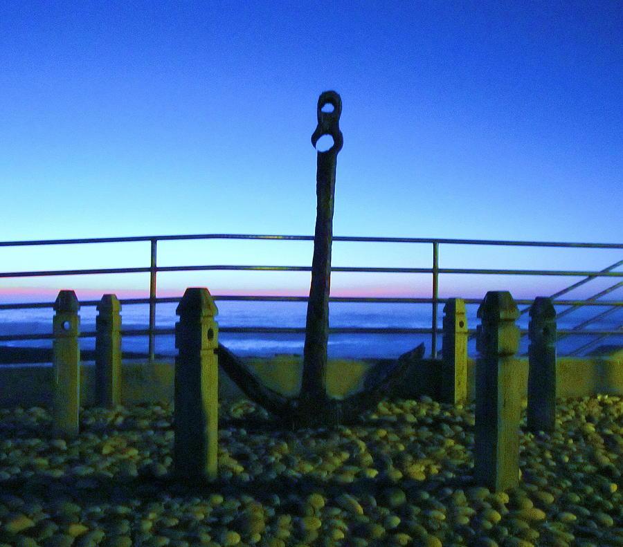 Blue Night Photograph