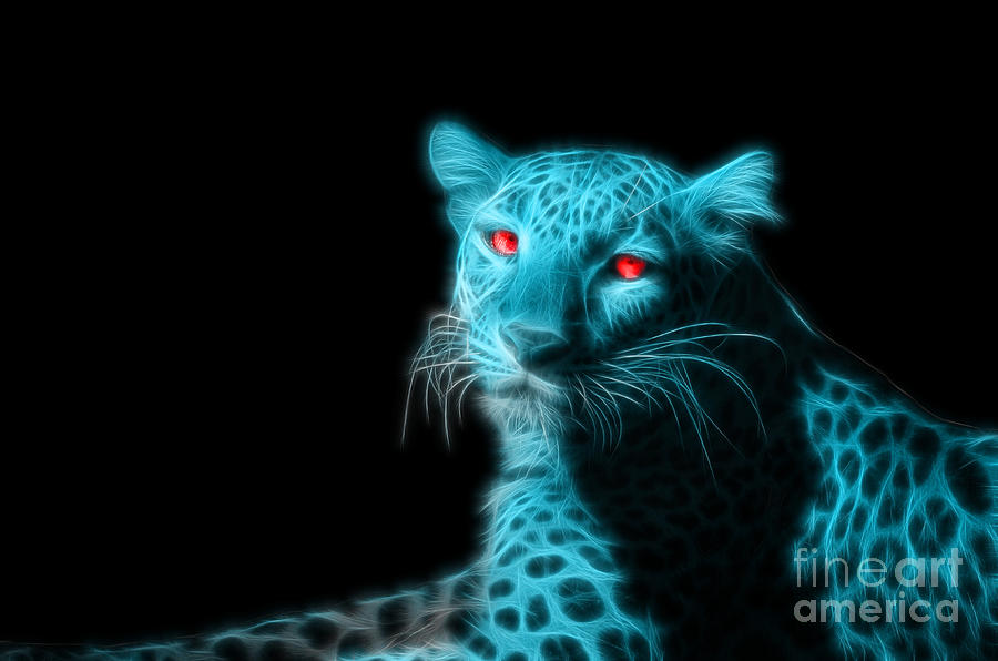 blue panther