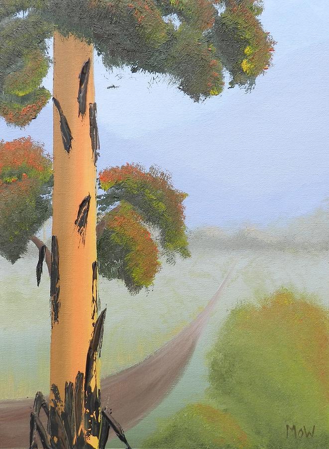 Bluegum Painting