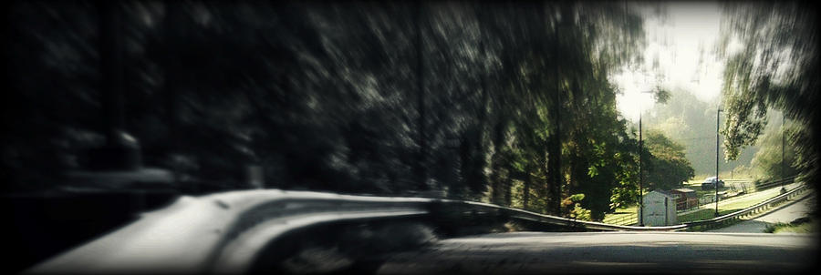 Blurred Vision Photograph  - Blurred Vision Fine Art Print