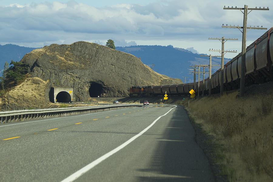 Bnsf Train 789 C Photograph