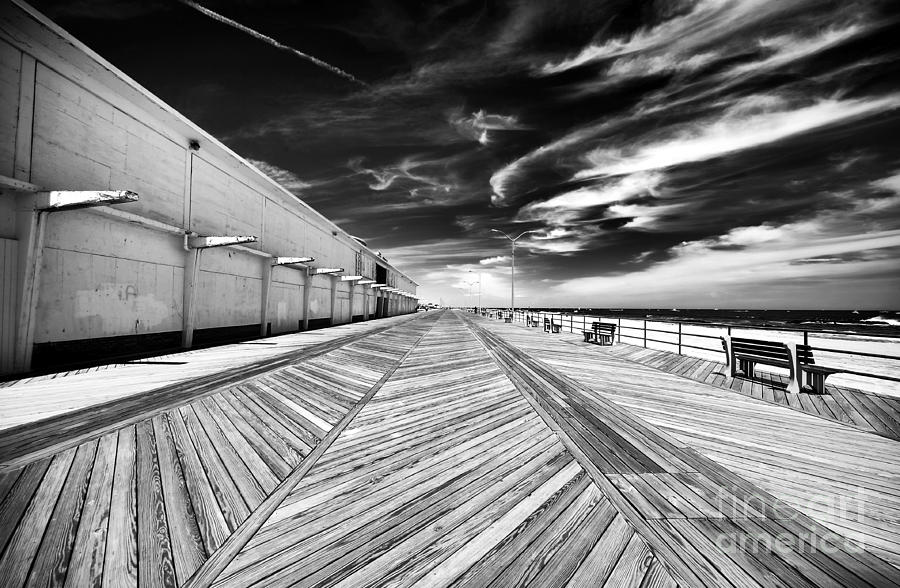 Boardwalk Walk Photograph  - Boardwalk Walk Fine Art Print