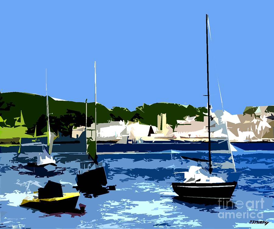 Boats On Strangford Lough Photograph  - Boats On Strangford Lough Fine Art Print