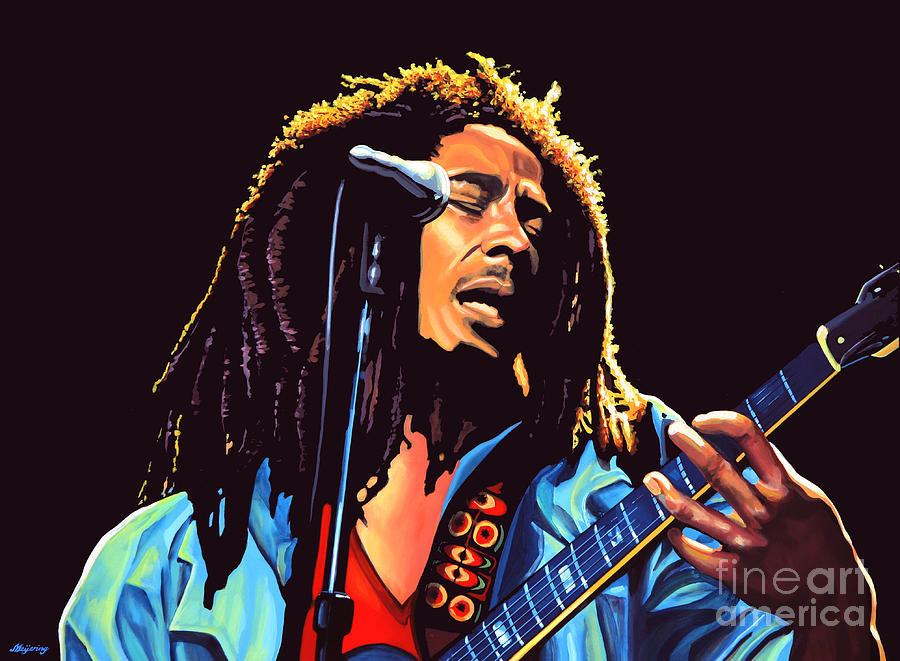 Bob Marley Interviews