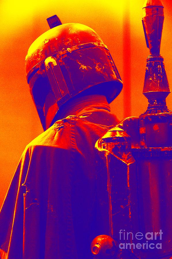 Boba Photograph - Boba Fett Costume 2 by Micah May