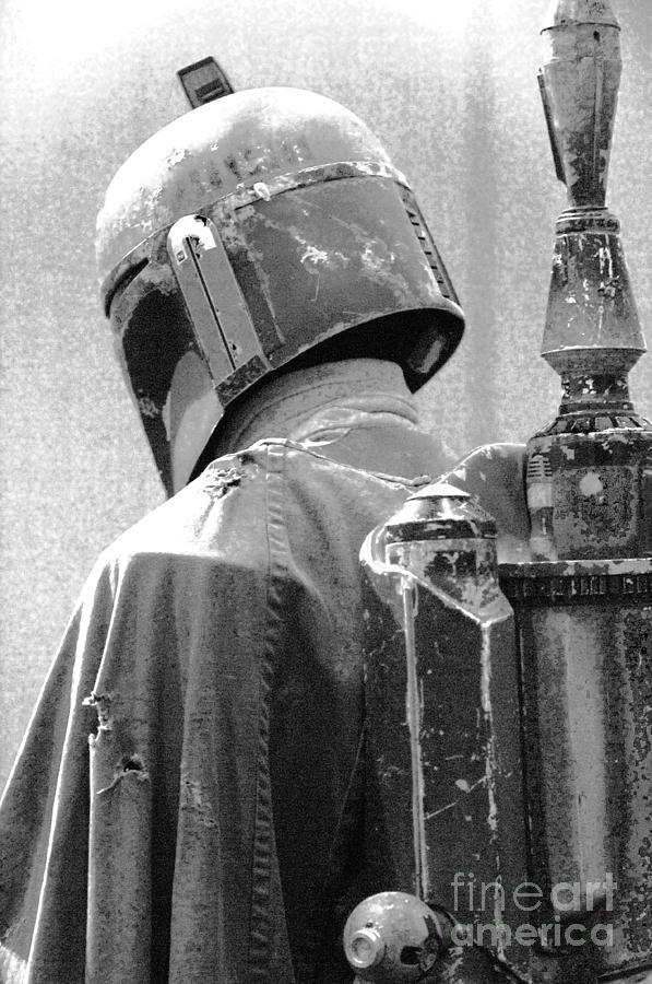 Boba Fett Costume 3 Photograph