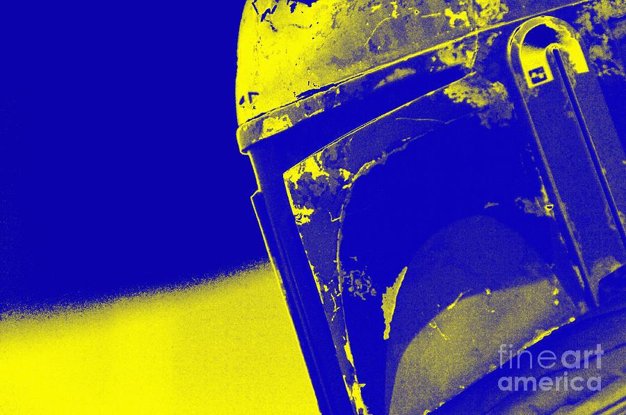 Boba Fett Helmet 20 Photograph