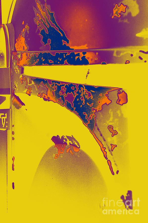 Boba Fett Helmet 6 Photograph