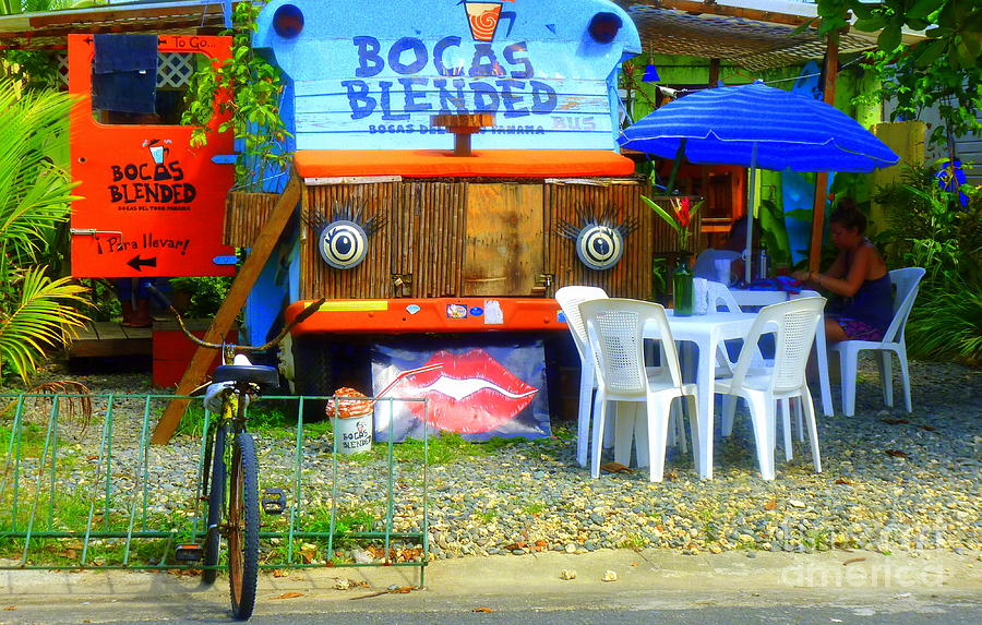 Bocas Blended Photograph