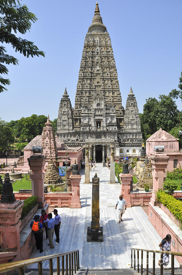 Gaya India  city photo : Bodh Gaya Bihar India is a photograph by Judith Katz which was ...