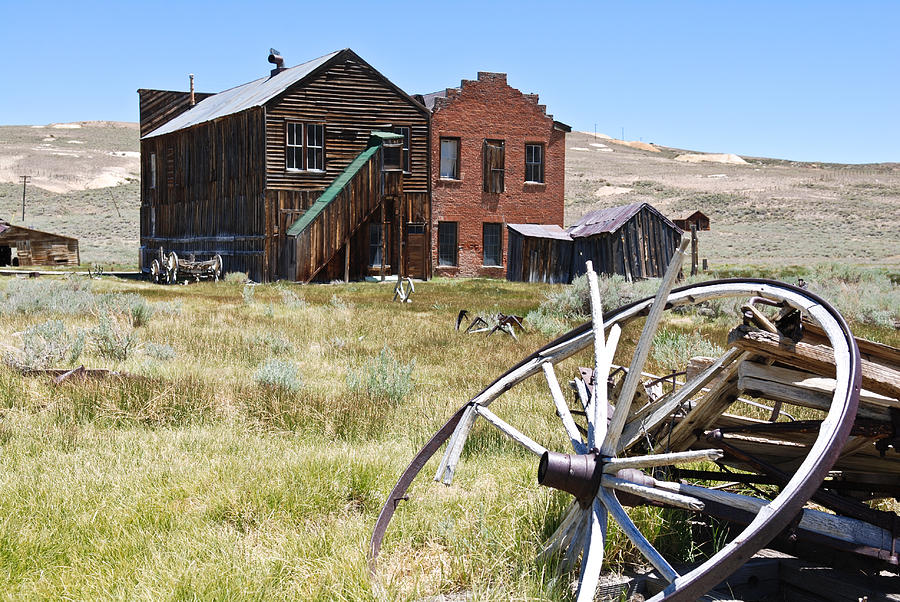 Bodie Ghost Town 3 - O...