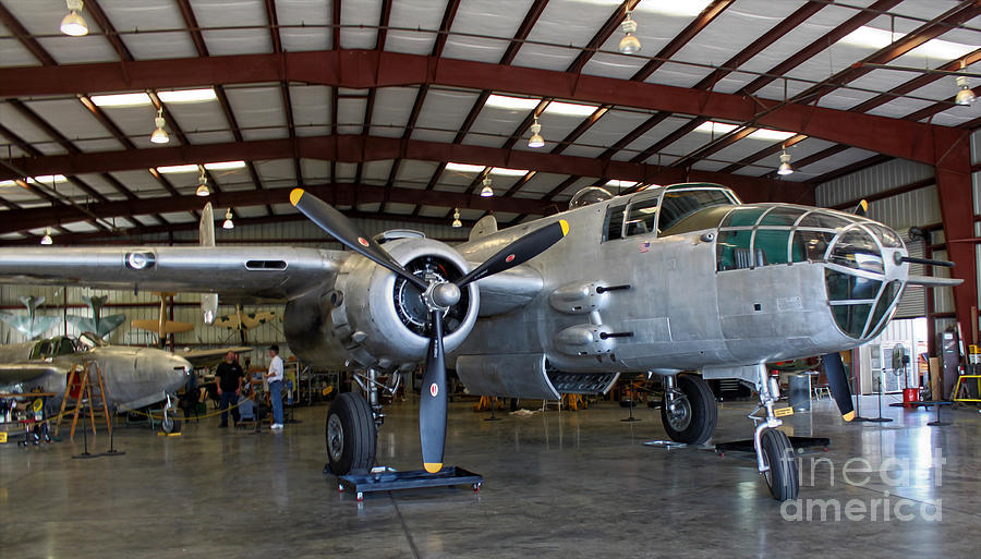Boeing B-17 Flying Fortress - 01 Photograph