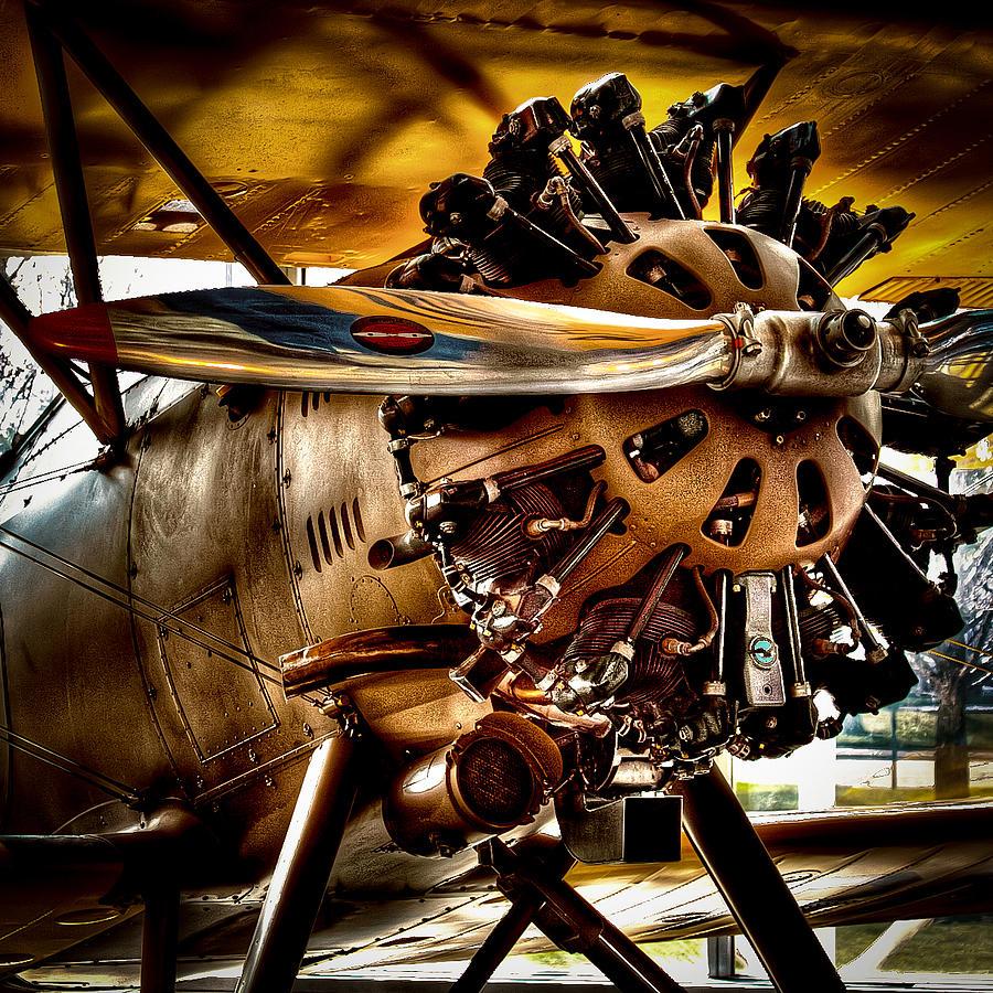 Boeing Model 100 Photograph