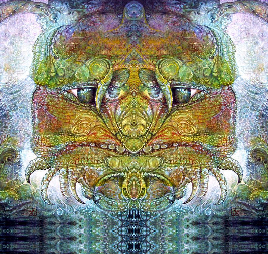 Bogomil Variation 11 Digital Art
