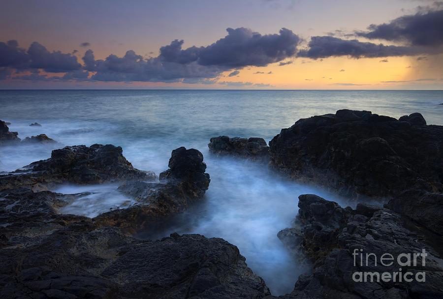 Boiling Sea Photograph
