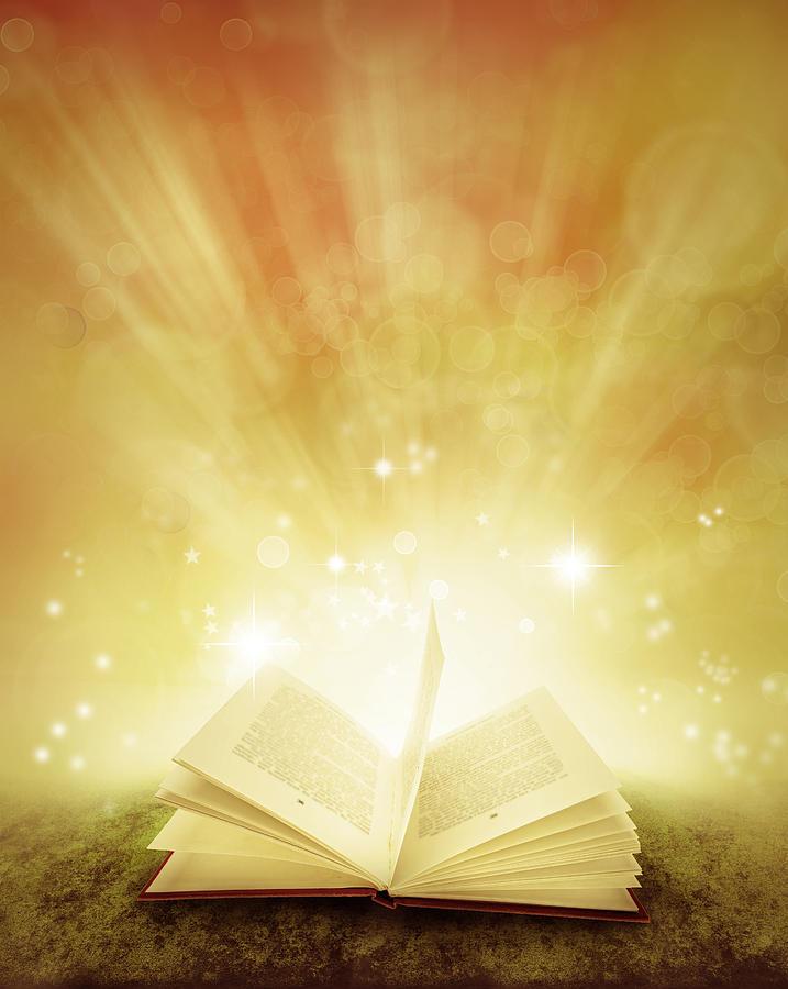 Book Of Dreams Photograph