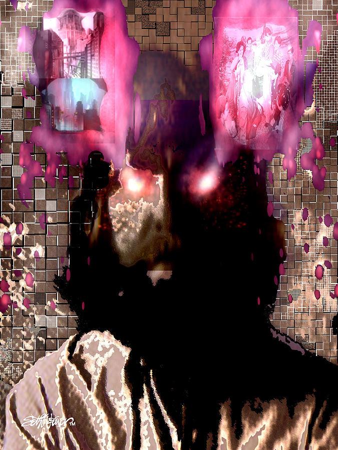 Book Of Joel Digital Art