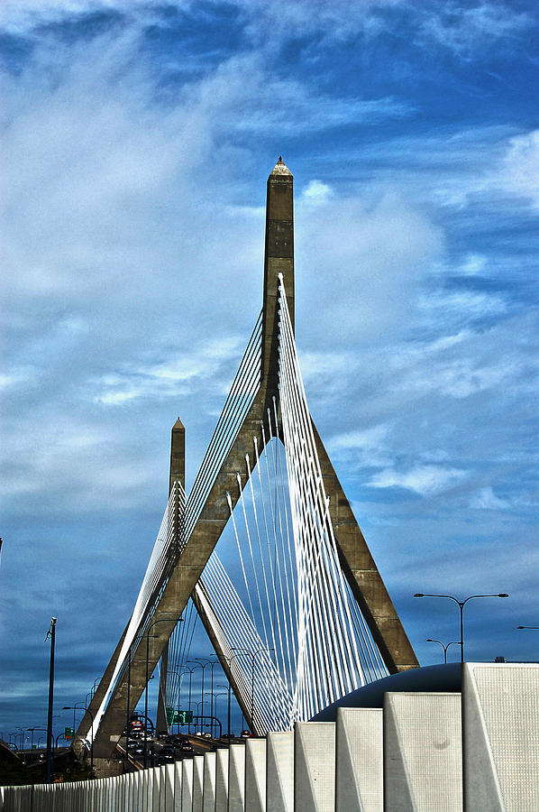 Boston Bridge Photograph