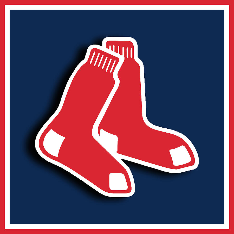 Boston Red Socks Painting  - Boston Red Socks Fine Art Print