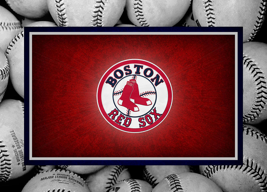 Boston Red Sox Photograph