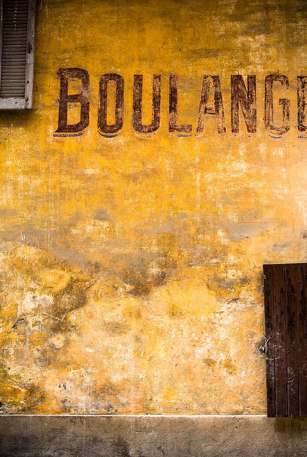 Architectur Photograph - Boulangerie by Instants