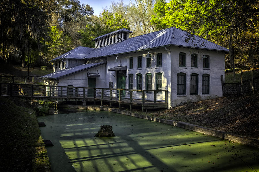 Boulware Springs Water Works Photograph