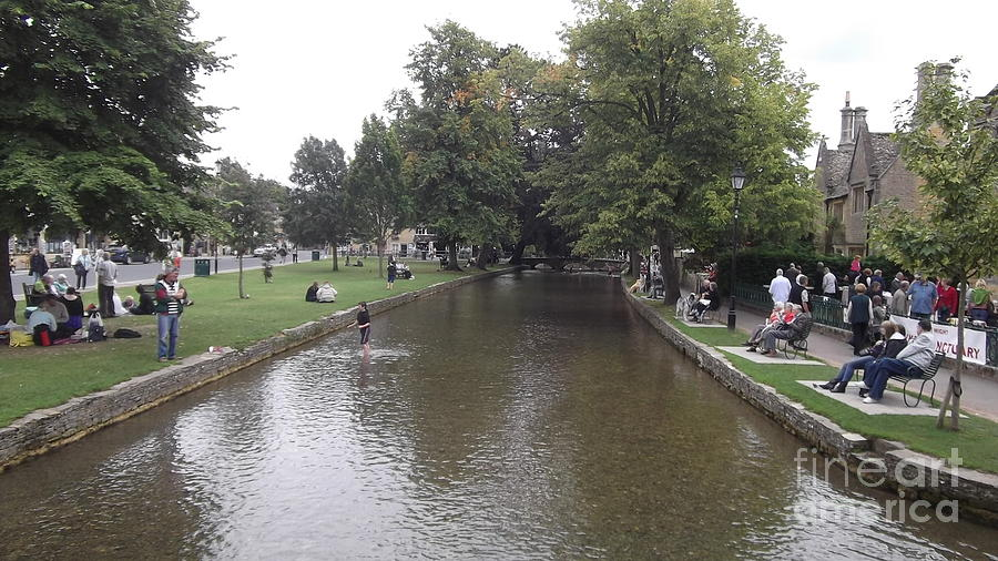 Bourton On The Water Photograph