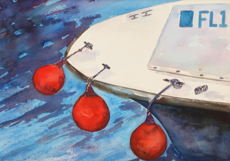 Bouys Painting