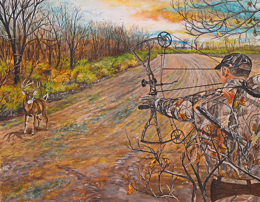 Hunting Painting Artists