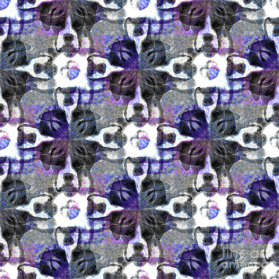 Boxer Abstract 20130126v3 Photograph  - Boxer Abstract 20130126v3 Fine Art Print