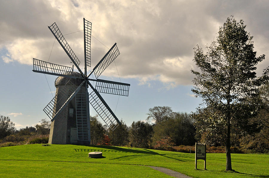 Boyds Mill In Rhode Island Photograph