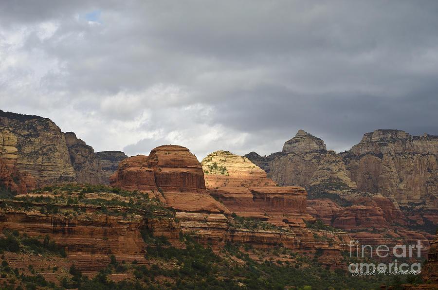 Boynton Canyon II Photograph