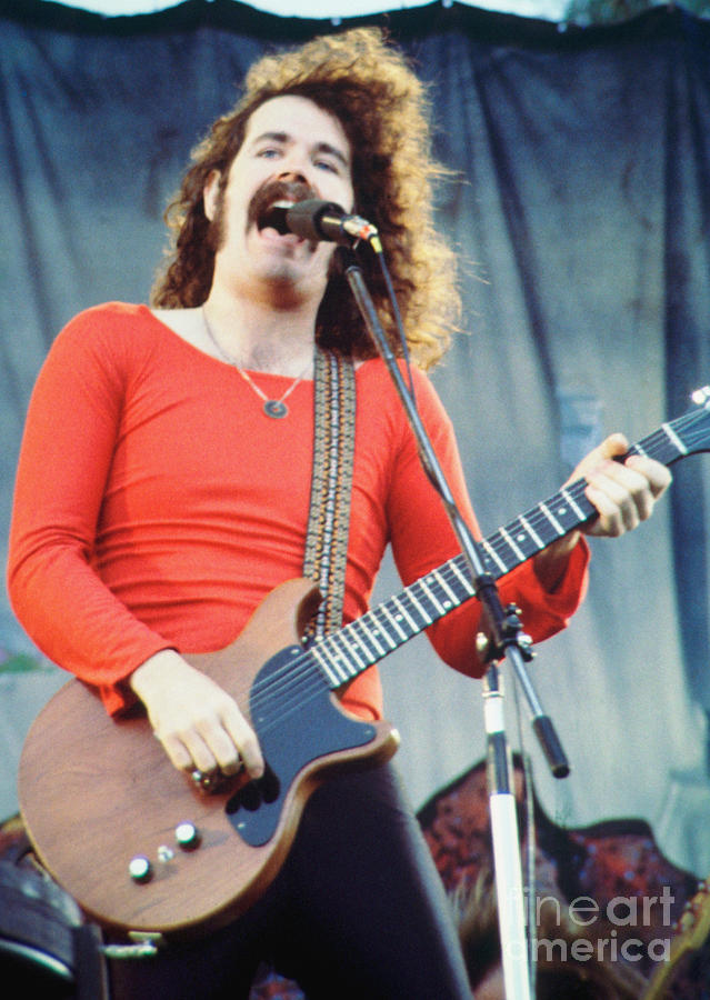Brad Delp Of Boston-day On The Green 1 In Oakland Ca 5-6-79 1st ...